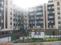 Edificio de 54 viviendas con sótano aparcamiento, trasteros y zona comunitaria con jardín (2). Tarragona.